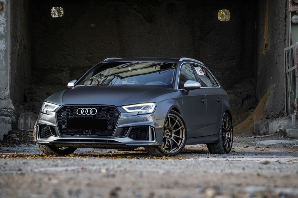 Audi RS3 Facelift