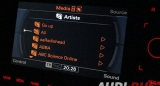 Audi Music Interface (подготовка под I-Pod и внешние носители) с установкой