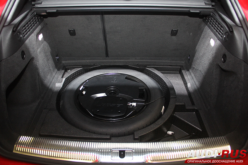 Audi Q3 Bose Surround Sound - Фотография 9