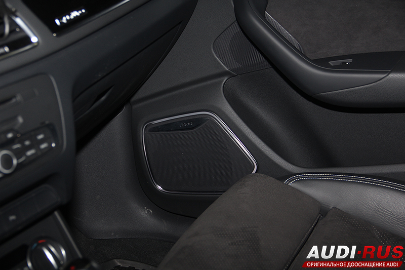 Audi Q3 Bose Surround Sound - Фотография 16