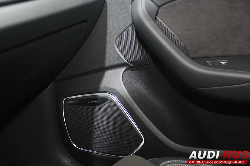 Audi Q3 Bose Surround Sound - Фотография 18