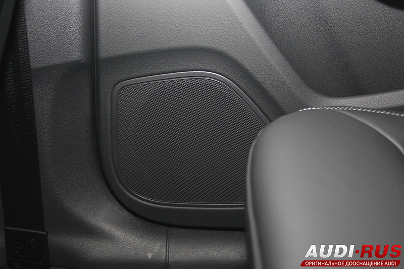 Audi Q3 Bose Surround Sound - Фотография 3