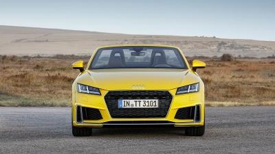 Купе и родстер Audi TT RS нового поколения